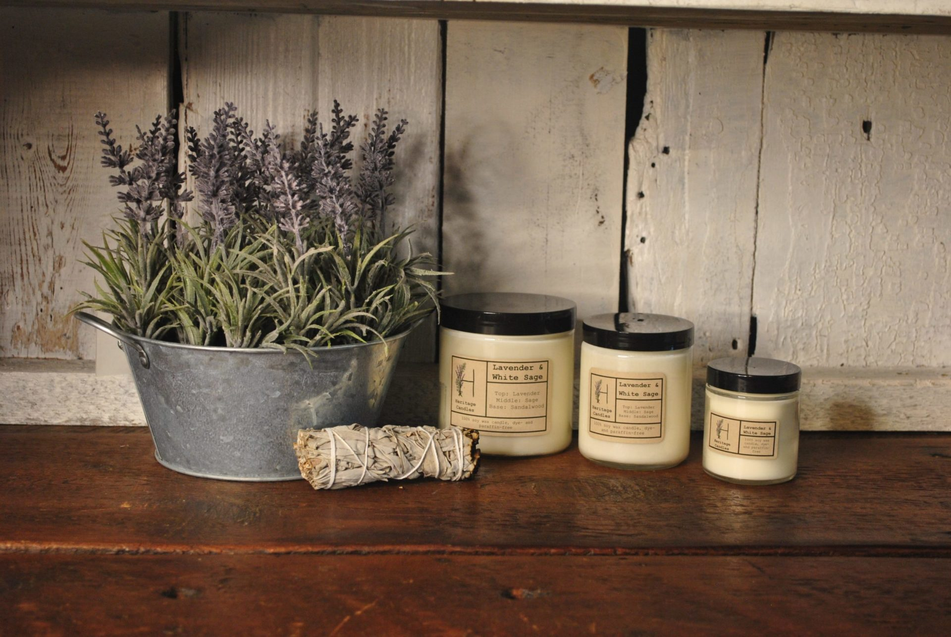 Heritage Candles