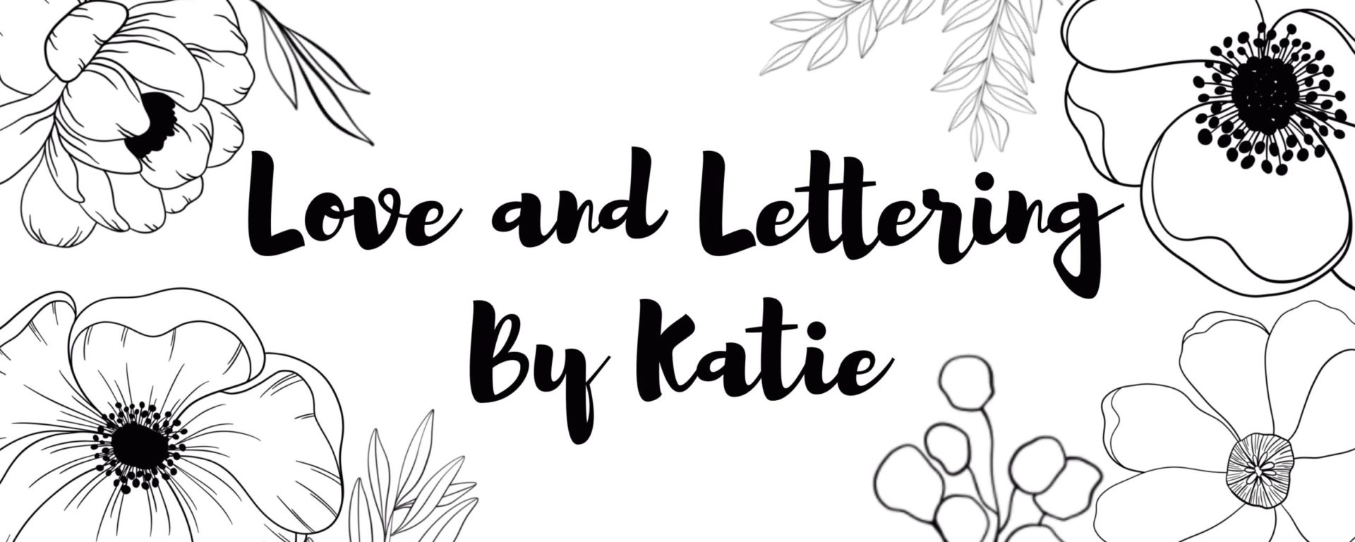 Love and Lettering by Katie