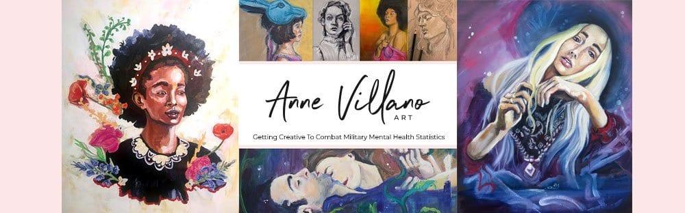 Anne Villano Art